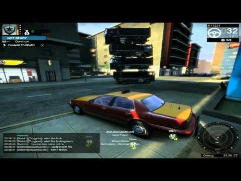 APB Reloaded Episode 1 - Driving Tower of Dump Trucks