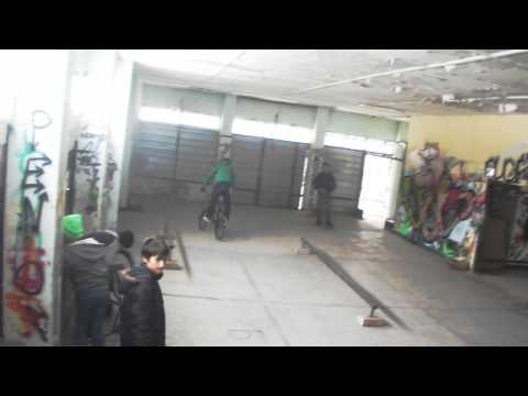 Grind House Indoor Opening