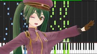 Video Senbonzakura (千本桜) - Hatsune Miku [Piano Tutorial] (Synthesia) // The Piano Devil MP3, 3GP, MP4, WEBM, AVI, FLV November 2018