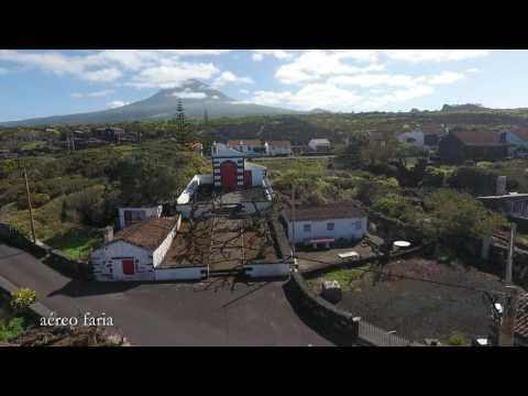 Cais do Mourato, Madalena Ilha do Pico 26 Fevereiro 2017 (видео)