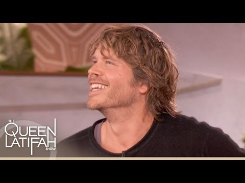 Eric Christian Olsen on His Brother Marrying His Costar on The Queen Latifah Show