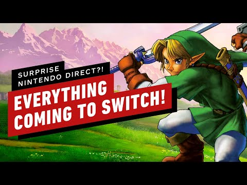 Everything Coming To Switch - April Fools 2019 - Thời lượng: 4:40.
