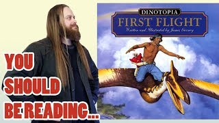 On this episode I recommend the third high flying installment in James Gurney's thrilling series, Dinotopia: First Flight.amazon: https://www.amazon.com/Dinotopia-First-Flight-20th-Anniversary/dp/1606600575amazon uk: https://www.amazon.co.uk/Dinotopia-First-Flight-20th-Anniversary-x/dp/1606600575amazon fr: https://www.amazon.fr/Dinotopia-First-Flight-Book-Board/dp/0060280077FACEBOOK: https://www.facebook.com/DreagenAuthor/TWITTER: https://twitter.com/THEREALDREAGENWEBSITE: http://www.dreagen.com/TUMBLR: http://dreagen.tumblr.com/BORN OF FIRE: THE DAWN OF LEGENDAMAZON:https://www.amazon.com/Born-Fire-Dawn-Legend-Dreagen-ebook/dp/B01ED9G1P6AMAZON UK:https://www.amazon.co.uk/Born-Fire-Dawn-Legend-Dreagen-ebook/dp/B01ED9G1P6BARNES AND NOBLE:http://www.barnesandnoble.com/mobile/w/born-of-fire-dreagen/1123671313Also available on iBooks