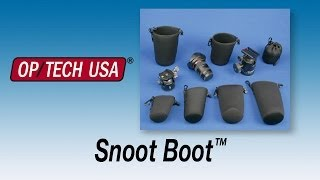 Snoot Boot™ - Product Peek - OP/TECH USA