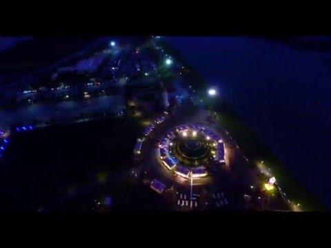冬山河親水公園夜拍