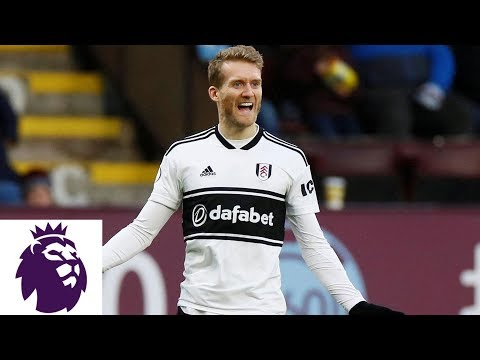 Video: Andre Schurrle hits incredible volley into top corner | Premier League | NBC Sports