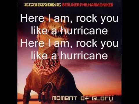 Tekst piosenki Scorpions - Hurricane 2000 po polsku
