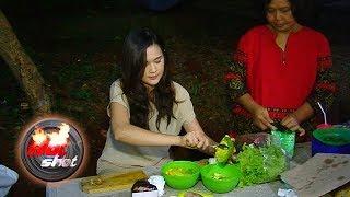 Cut Meyriska Buat Salad Buah di Sela Break Syuting - Hot Shot 06 Oktober 2017