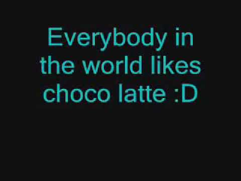 Soul Control - Chocolate A Choco Choco With Lyrics