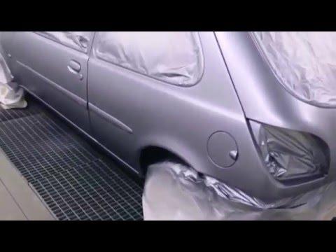 Ολική Βαφή Αυτοκινήτου by Carpaint.gr