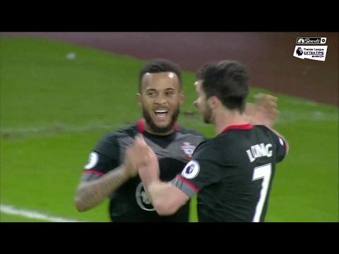 Video: Southampton hammer Sunderland 4-0