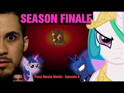 Pony meets World- S1, E8 (Season Finale)