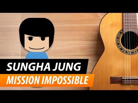 Niño tocando genialmente el tema de Misión Imposible