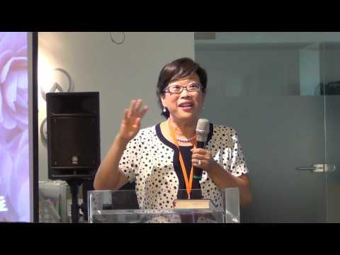 2014/10/05主日講道 主題:合神心意的人大衛的人生與禱告 講員:張沛然師母