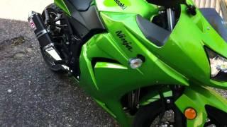 2. 2012 Kawasaki Ninja 250 mods