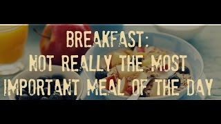 Is breakfast really the most important meal of the day or is this just a myth that we have bought into??WEBSITE: http://aplacetoheal.webs.com/STORE: http://www.aplacetoheal.ecrater.com/FACEBOOK: https://www.facebook.com/pages/A-Place-to-heal/301236319986121INSTAGRAM: https://www.instagram.com/placetoheal/KIDNEY E-BOOK: http://www.amazon.com/dp/B00LDGNUIYDONATIONS: https://www.paypal.com/cgi-bin/webscr?cmd=_s-xclick&hosted_button_id=THUDC4J6UWT2CSNAIL MAIL: P.0 BOX 72525 ALBUQUERQUE, N.M 87195