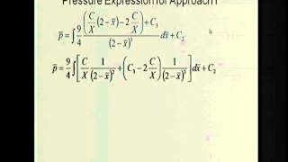 Mod-05 Lec-22 Hybrid Solution Approach(to Solve Reynolds Equation)
