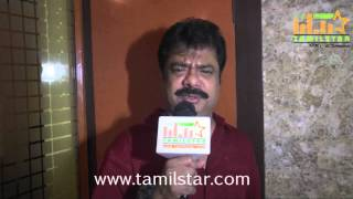 Pandiarajan at Aaivu Koodam Movie Audio Launch