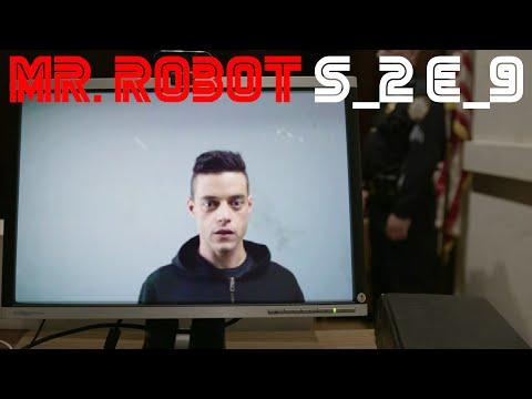 Mr. Robot Season 2 Episode 9 Review | eps2.7_init_5.fve [Mr. Robot]