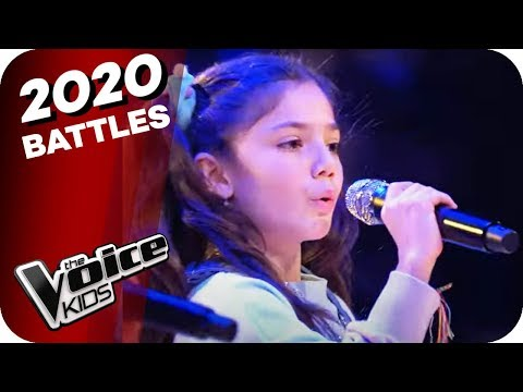 Friends - I'll Be There For You (Mariebelle/Renata/Liana) | The Voice Kids 2020 | Battles