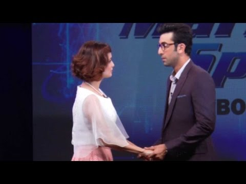 Ranbir Kapoor, Dia Mirza Join Hands For NDTV-Nirma