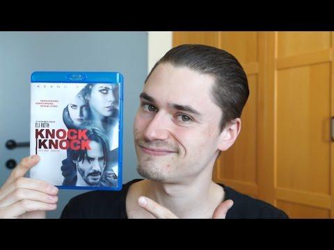 KNOCK KNOCK (DT Blu-ray) / Playzockers DVD Check Nr. 134