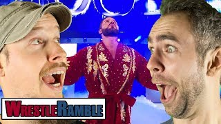 Was Bobby Roode's debut GLORIOUS? WWE Raw Vs Smackdown, Aug. 21 & 22, 2017 reviewed in this WrestleRamble, including Bobby Roode's debut, Brock Lesnar Vs. Braun Strowman booked and more...Subscribe to WrestleTalk for daily WWE and wrestling news! https://goo.gl/WfYA12WWE Smackdown Live Aug. 22, 2017 review - 11:18Bobby Roode's main roster debut - 15:34WWE Raw Aug. 21, 2017 review - 38:40Raw Vs Smackdown: Which Was Better - 1:14:19Support WrestleTalk on Patreon here! http://goo.gl/2yuJpoSubscribe to WrestleTalk's WRESTLERAMBLE PODCAST on iTunes - https://goo.gl/7advjXCatch us on Facebook at: http://www.facebook.com/WrestleTalkTVFollow us on Twitter at: http://www.twitter.com/WrestleTalk_TV