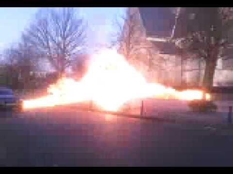 4 Way Explosion