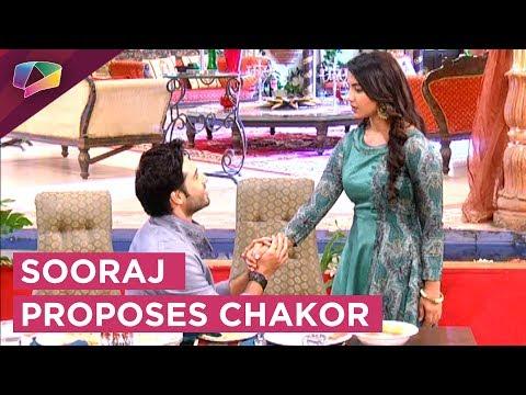 Sooraj Proposes Chakor For Marriage | Udaan