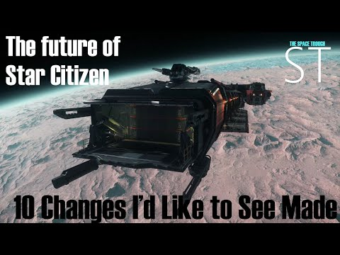 10 Things I'd Like to See Added to Star Citizen