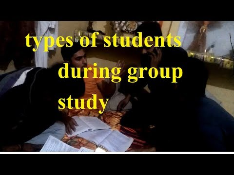 Types Of Students During Study