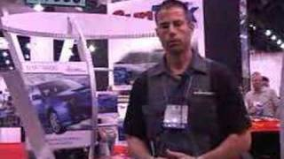 SEMA 07 AutoWindowTinting.com News with Gator Wraps