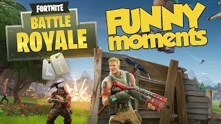 PUBG Player Attempts Fortnite BR...Fails - Fortnite Funny & Rage Moments