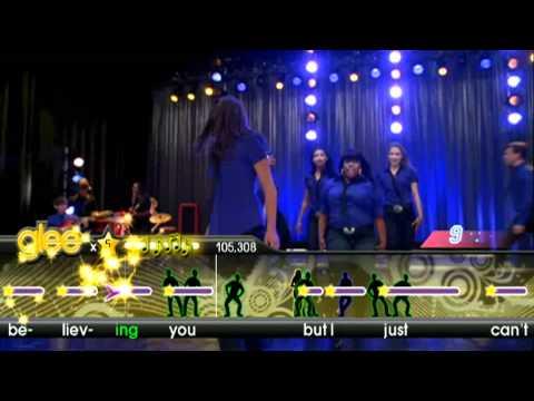 Karaoke Revolution: Glee trailer (видео)
