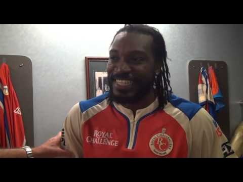 Chris Gayle breaks many records in the match against Pune Warriors India - Locker Room
