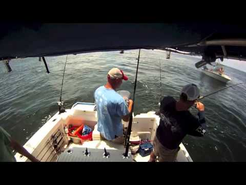 Part one of fishing the MS Gulf Coast