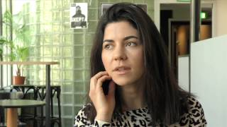 Marina And The Diamonds Interview Part 1