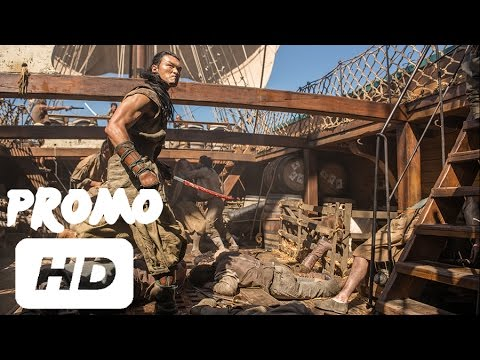 Black Sails 2.02 (Preview)