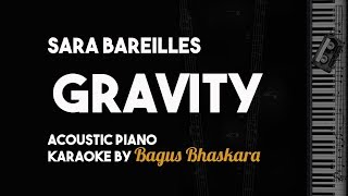Video Sara Bareilles - Gravity (Piano Karaoke Backing Track With Lyrics on Screen) MP3, 3GP, MP4, WEBM, AVI, FLV April 2018