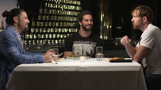 Nonton The Shield recall their debut over dinner on Table for 3 (WWE Network Exclusive) Film Subtitle Indonesia Streaming Movie Download