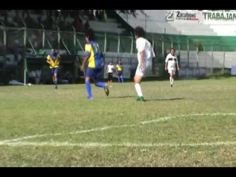 VIDEO VETERANOS ZACATEPEC VS AMERICA