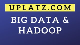 Big Data and Hadoop | Training and Certification Course Tutorial | Data Science & Big Data Analytics