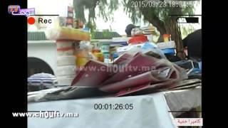 صادم وبالفيديو.. شوفو السحارات الافريقيات أشنو كيديرو فباب مراكش !