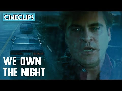 The Car Chase | We Own The Night | CineClips