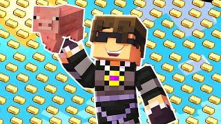 I've become VEGAN! (Minecraft Skyblock)
