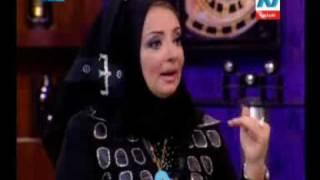 ايناس الدغيدي وشهيرة اليوم الاول