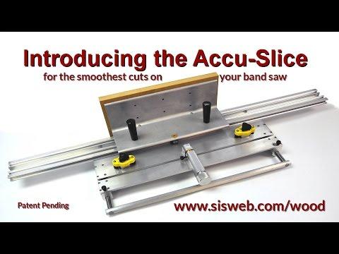 Accu Slice Band Saw Slicing Ac Cessory Accu Slice Llc