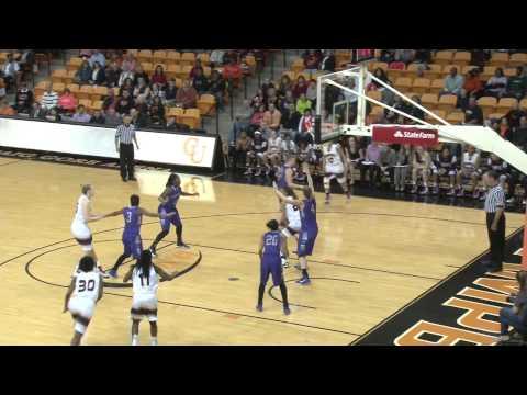 Women's Basketball vs. High Point - 2-14-15