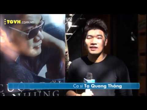 Họp báo MV Cuộc Đời Là Những Chuyến Đi – Tạ Quang Thắng