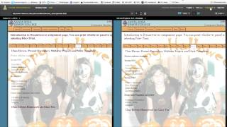 Jeffrey Diamond   CS 53 11A  Introduction to Dreamweaver 10312012